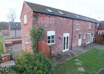 Thumbnail 3 bedroom detached house to rent in Well Lane, Gillow Heath, Biddulph