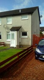 Thumbnail 1 bed semi-detached house for sale in Muirhead Drive, Motherwell
