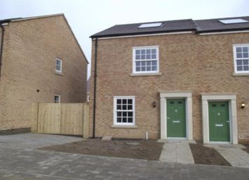 Thumbnail 3 bed property to rent in Elton Street, Priors Hall Park, Corby