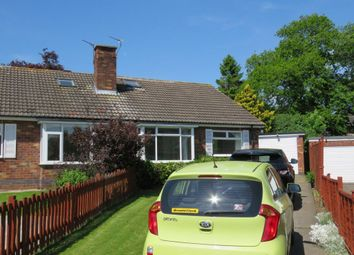 Thumbnail 2 bed bungalow to rent in Horseman Avenue, Copmanthorpe, York