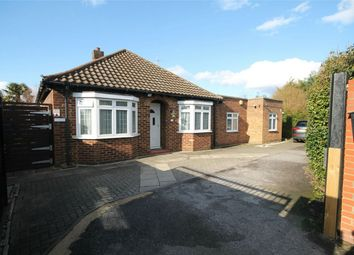 Thumbnail 4 bed detached bungalow for sale in Chertsey Road, Ashford, Surrey