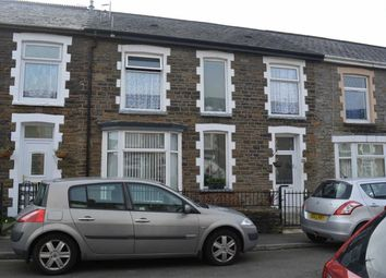 Thumbnail 4 bed terraced house for sale in Stuart Street, Aberdare, Rhondda Cynon Taff