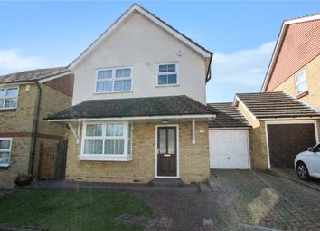 Thumbnail 3 bed link-detached house for sale in Lewing Close, Crofton, Orpington, Kent