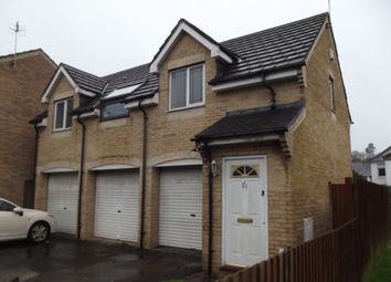 Thumbnail 1 bedroom flat to rent in Gerddi Quarella.., Bridgend