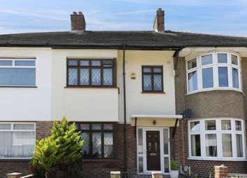 Thumbnail 3 bed terraced house for sale in Albany Road, Chadwell Heath, Romford