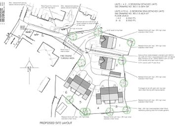 Thumbnail Land for sale in Land At Fair Rest Bungalow, Cresswell Street, King's Lynn, Norfolk