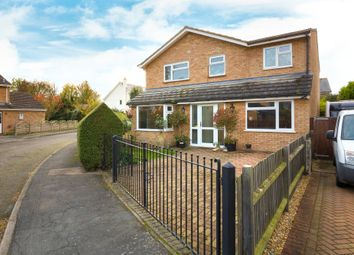 Thumbnail 5 bed detached house for sale in Park Close, Bassingbourn, Royston