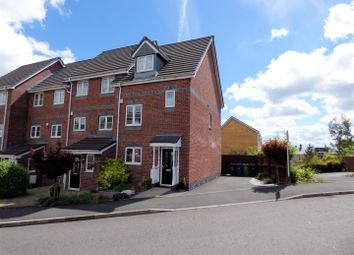 Thumbnail 4 bed semi-detached house for sale in Sims Close, Ramsbottom, Bury