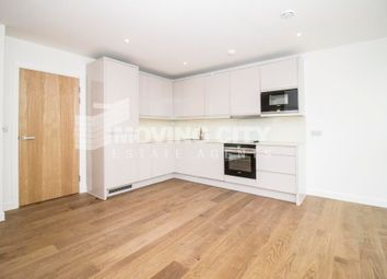 Thumbnail 1 bed flat to rent in Reverence House, Colindale Gardens
