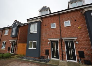 Thumbnail 3 bed town house for sale in Hertford Road, Bootle, Bootle