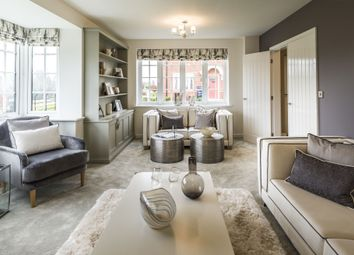 """Thumbnail 4 bedroom detached house for sale in """"The Brooke"""" at Heath Lane, Lowton, Warrington"""