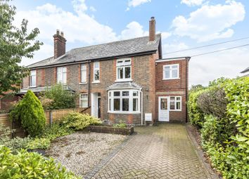 Thumbnail 3 bed semi-detached house for sale in Essex Street, Newbury