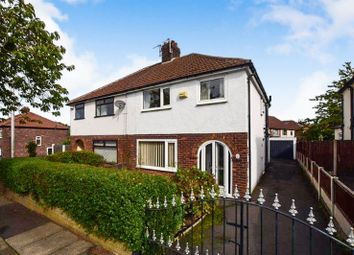 Thumbnail 3 bed semi-detached house for sale in Sunny Bank Road, Bury