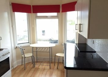 Thumbnail 1 bedroom flat to rent in Torbay Road, Paignton