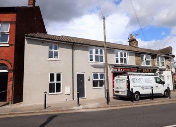 Thumbnail 3 bed flat to rent in Hockliffe Street, Leighton Buzzard