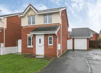 Thumbnail 3 bed detached house for sale in Llys Bran, Prestatyn, Denbighshire, .