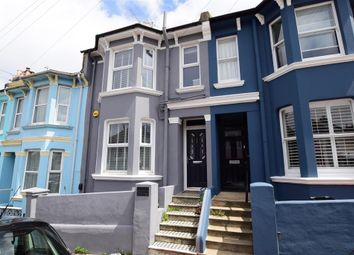 Thumbnail 3 bed terraced house for sale in Bentham Road, Brighton, East Sussex