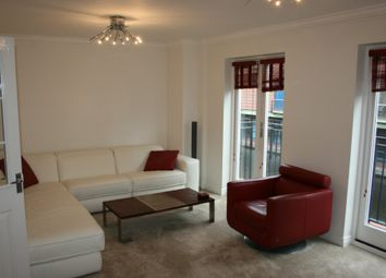 Thumbnail 3 bed town house to rent in Symphony Court, Edgbaston, Birmingham