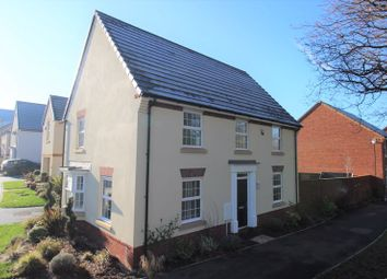 Thumbnail 4 bed property to rent in Celtic Close, Exeter