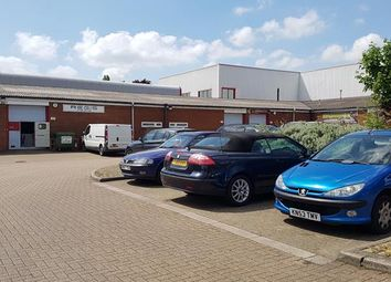 Thumbnail Light industrial to let in Unit 4, Westbury Close, Townsend Industrial Estate, Houghton Regis, Dunstable