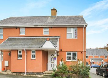 Thumbnail 3 bed end terrace house for sale in Bowdens Park, Ivybridge