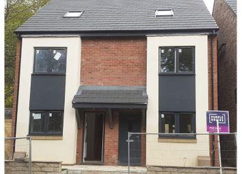 Thumbnail 3 bed semi-detached house for sale in 381E Mottram Road Matley, Stalybridge
