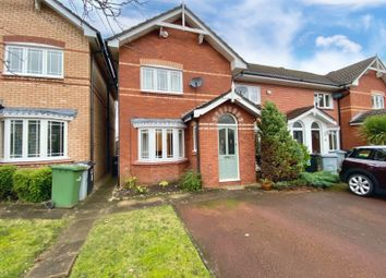 Thumbnail 3 bed end terrace house for sale in Barford Drive, Wilmslow
