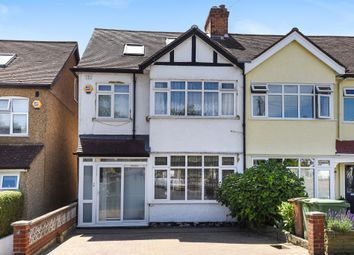 Thumbnail 5 bed end terrace house for sale in Burleigh Road, North Cheam, Sutton
