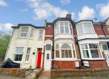 Thumbnail 2 bed terraced house for sale in Shayer Road, Upper Shirley, Southampton