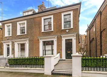 Thumbnail 2 bed semi-detached house for sale in Lanark Road, Little Venice, London