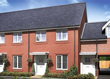 Thumbnail 3 bed semi-detached house for sale in The Woodlands, Sandy Lane, Church Crookham