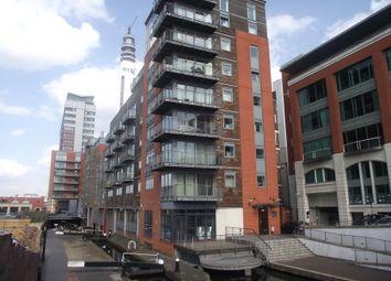 Thumbnail 1 bedroom flat to rent in Fleet Street, Birmingham