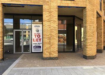 Thumbnail Retail premises to let in The Square At Brooklands, Unit 12, Fen Street, Brooklands, Milton Keynes