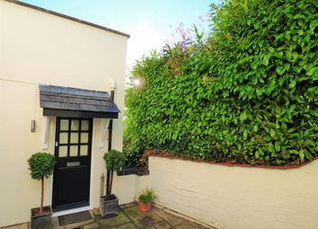 Thumbnail 2 bed terraced house for sale in Oriel Cottage, Flat 1 Oriel House, 46 Worcester Road, Malvern, Worcestershire