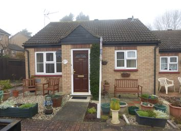 Thumbnail 2 bedroom terraced bungalow for sale in Germander Place, Conniburrow, Milton Keynes