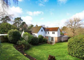 Platt Common, Platt, Sevenoaks, Kent TN15. 4 bed detached house for sale
