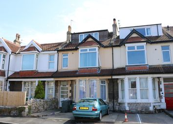 Thumbnail 2 bed flat for sale in Swiss Road, Weston-Super-Mare, Weston-Super-Mare