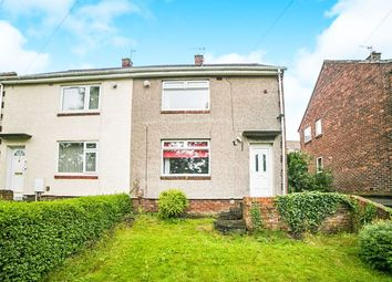 Thumbnail 2 bed semi-detached house to rent in Park View Gardens, Ryton