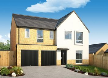 "Thumbnail 5 bed property for sale in ""The Saffron At Chase Farm, Gedling"" at Arnold Lane, Gedling, Nottingham"