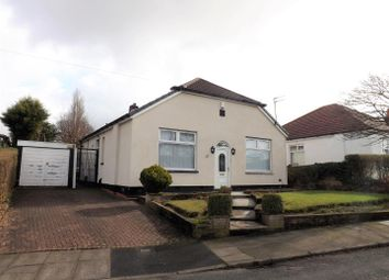 Thumbnail 2 bed detached bungalow for sale in Crow Hill South, Middleton, Manchester