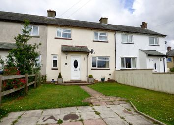 Thumbnail 3 bed terraced house for sale in Kirkland Avenue, Wigton, Cumbria