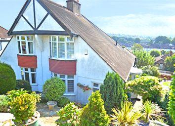 Thumbnail 3 bed semi-detached house for sale in Kingsdown Avenue, South Croydon