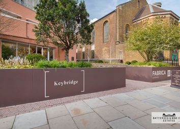 Thumbnail 3 bed flat for sale in Exchange Gardens, London