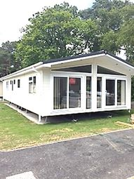 Thumbnail 3 bed mobile/park home for sale in Ringwood Road, St Leonards