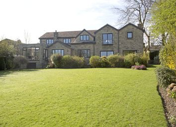 Thumbnail 4 bed detached house for sale in Manndalin, Harrogate View, Off Shadwell Lane, Leeds, West Yorkshire