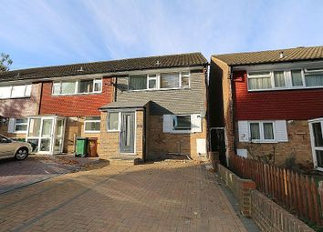 Thumbnail 2 bed end terrace house to rent in Demesne Road, Wallington, Surrey