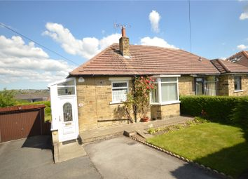 Thumbnail 2 bed bungalow for sale in Hawkstone Avenue, Guiseley, Leeds