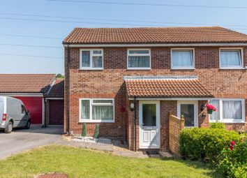 Thumbnail 3 bed semi-detached house for sale in Ward Close, Andover