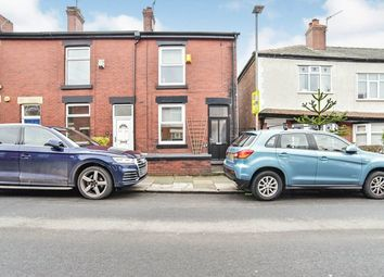 Thumbnail 3 bedroom terraced house to rent in Grosvenor Road, Hyde