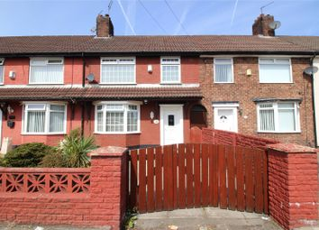 Thumbnail 3 bed terraced house for sale in Page Moss Lane, Liverpool, Merseyside